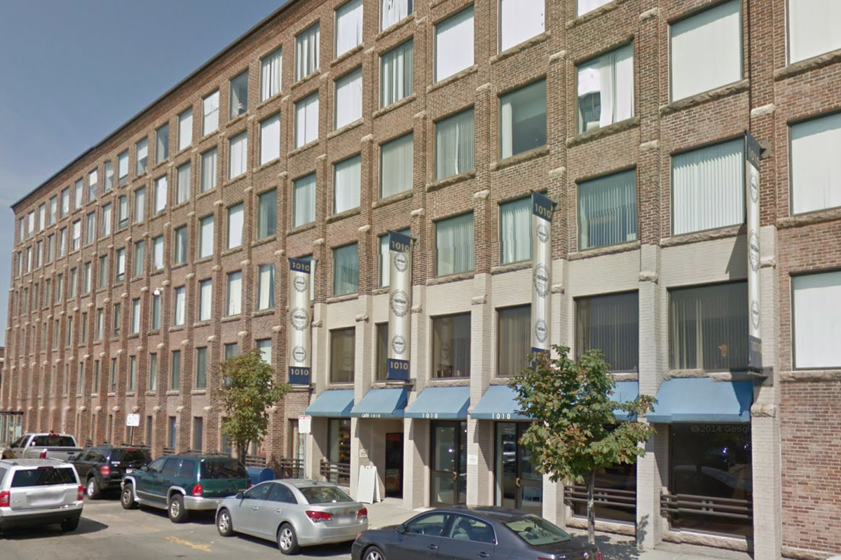 1010 Mass Ave., which houses Boston's Inspectional Services Department