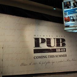 Michael Mina's Pub 1842 will replace his own shuttered Seablue.