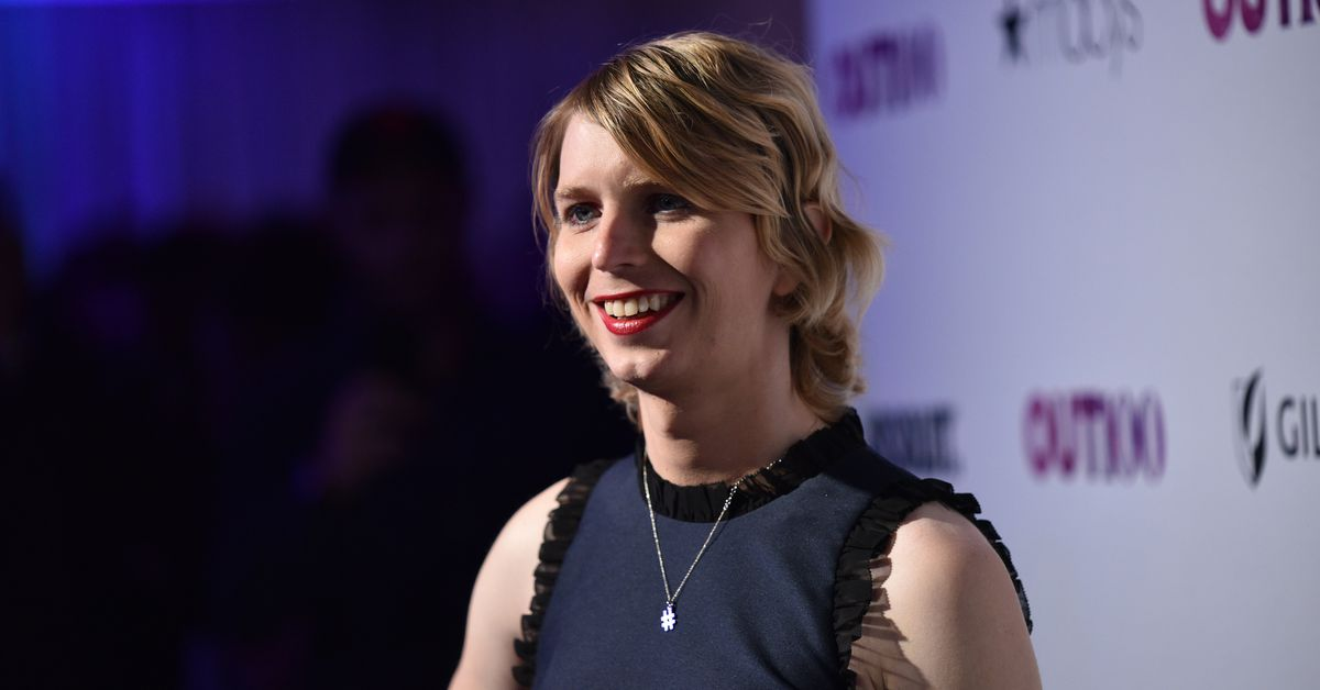 Chelsea Manning has filed to run for US Senate