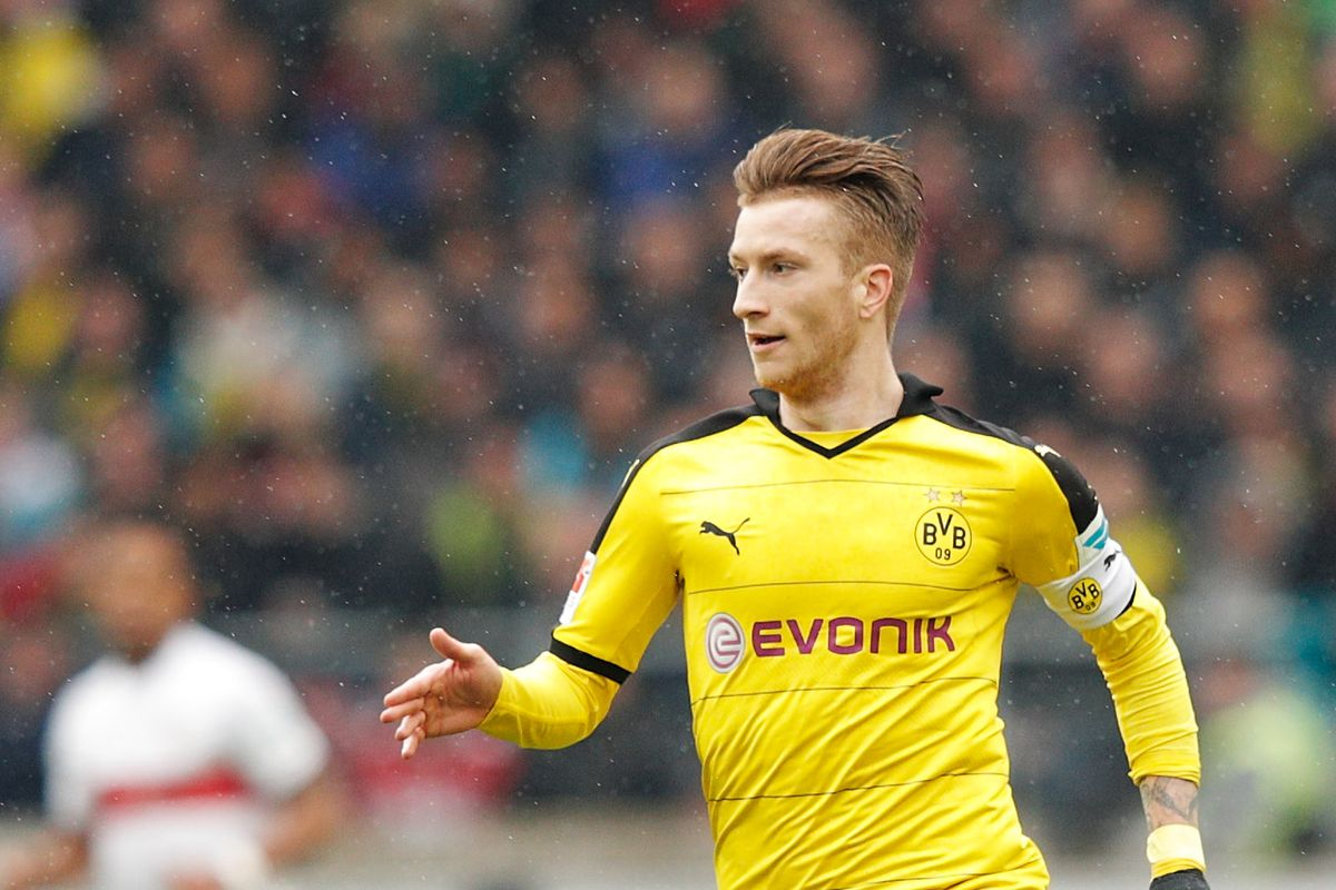 player review marco reus a frustrating but successful