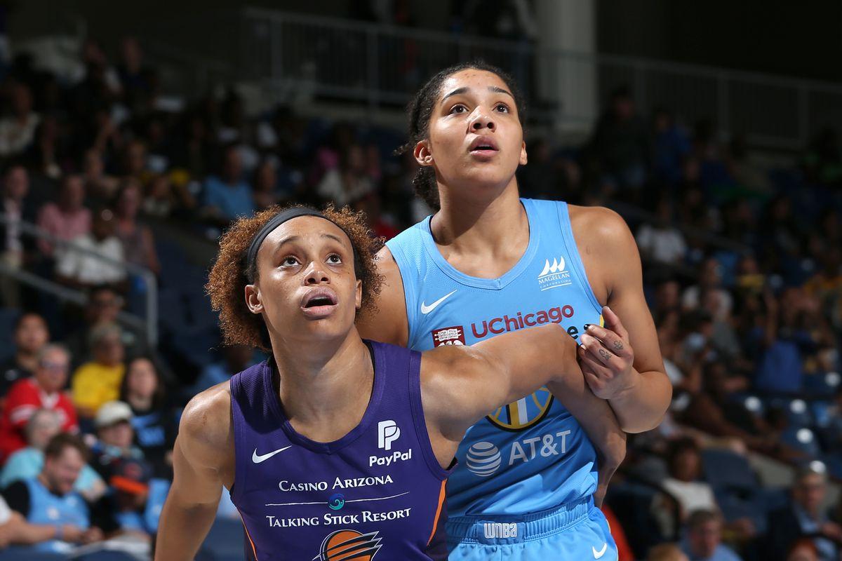 2019 WNBA Playoffs - Phoenix Mercury v Chicago Sky