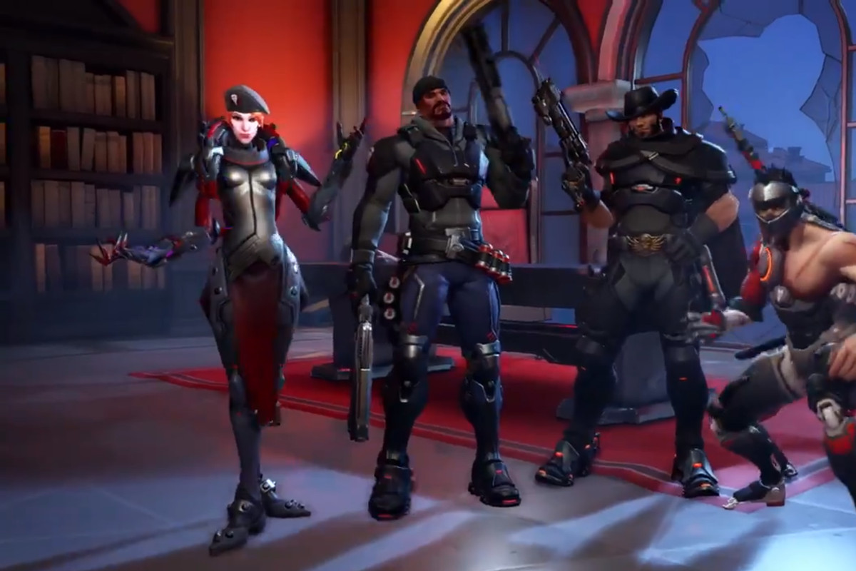 Moiras Controversial Beret Has Stolen The Show In Overwatch