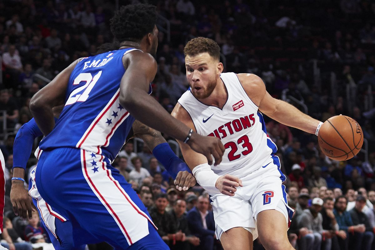 Blake Griffin scores career-high 50 points and Twitter