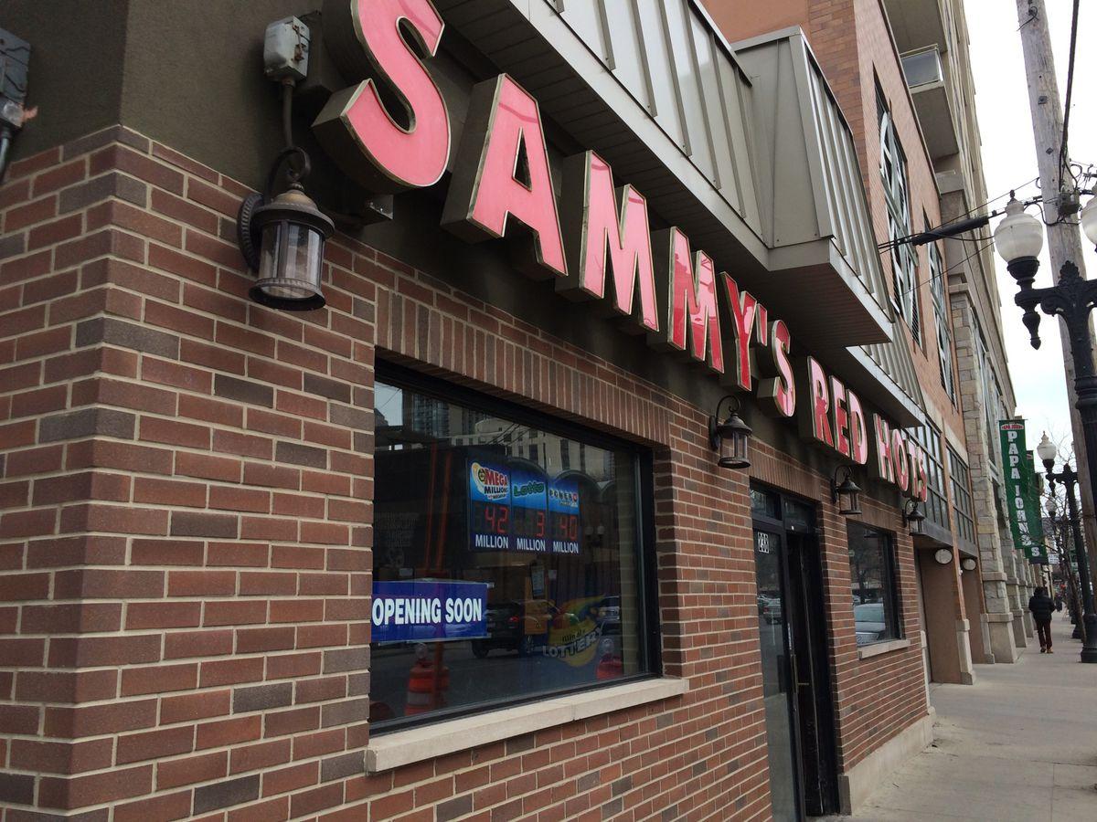 sammy's red hots