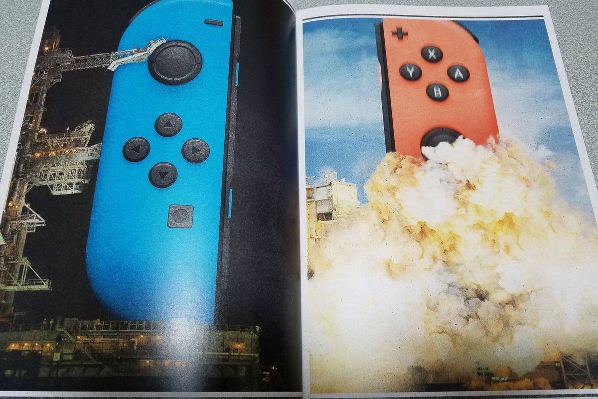 Nintendo makes the only company handbook you'd ever want to