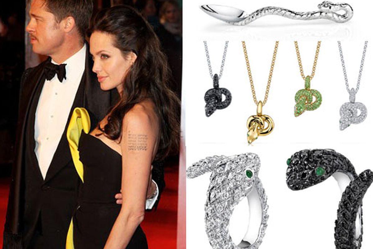 "Images via <a href=""http://www.wwd.com/markets-news/brad-pitt-and-angelina-jolie-design-jewelry-for-asprey-2371152?module=today#/slideshow/article/2371152/2371553"">WWD</a>"