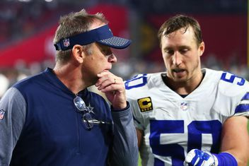 Cowboys news  Was Saturday the last game for Scott Linehan 428ab1524