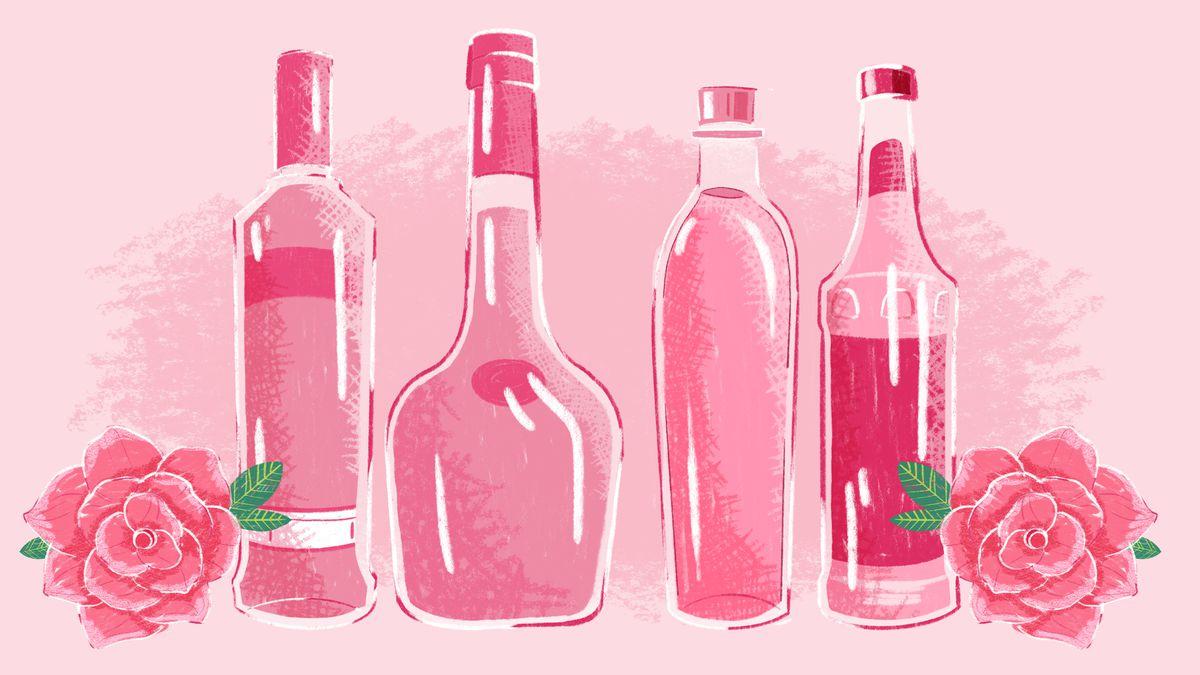 Peachy Rose Vodka Rose Beer Rose Mustard Why Everything Beyond Wine Is Personalised Birthday Cards Xaembasilily Jamesorg