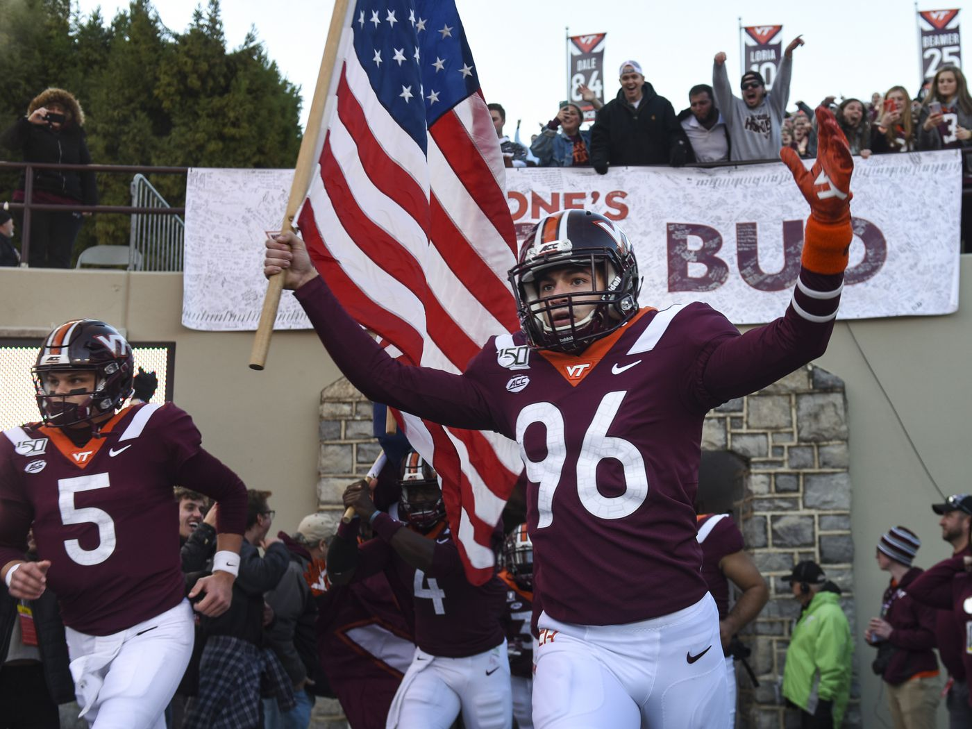 Virginia Tech Football Hokies Announce Home Promotions For 2020 Gobbler Country