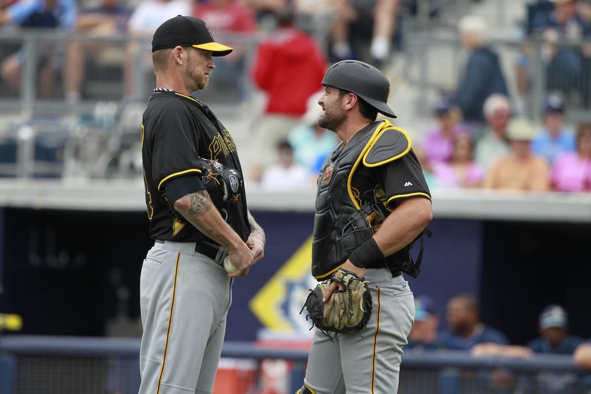 So many former Yankees on the Pirates