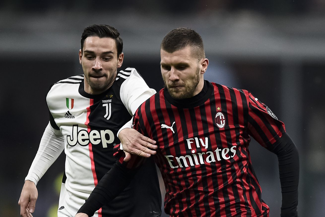 AC Milan Will Miss Three Key Players Against Juventus In Coppa Italia Semi Final