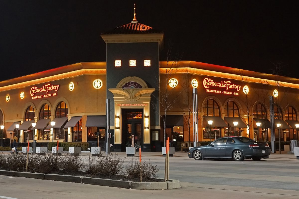 Restaurants Near Beachwood Mall