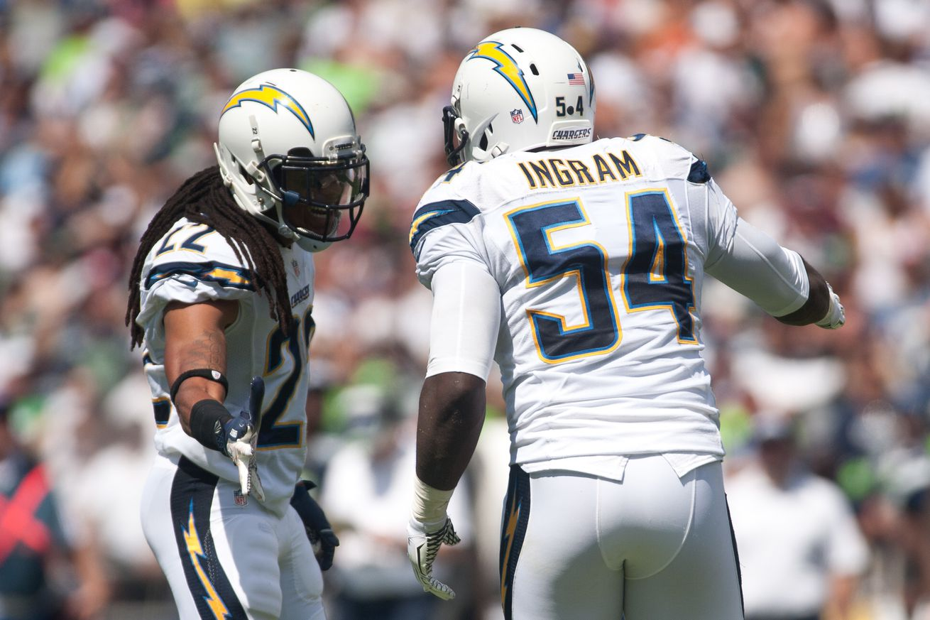 NFL: SEP 14 Seahawks at Chargers