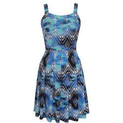 "<b>Ali Ro</b> Geo Print A-Line Dress, <a href=""http://www.lordandtaylor.com/webapp/wcs/stores/servlet/en/lord-and-taylor/womens-apparel/wa-cocktail/geo-print-a-line-dress-0174-a0690m--1"">$228</a> at Lord & Taylor"