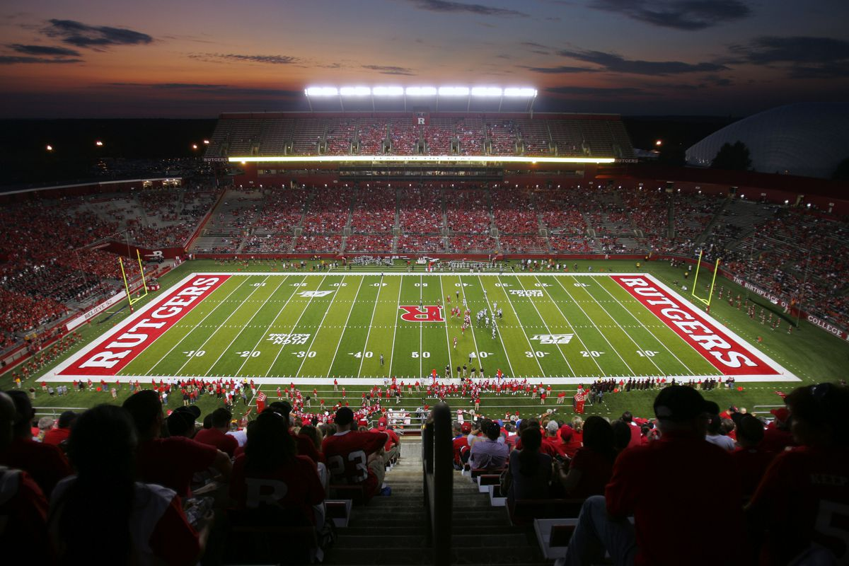 Rutgers Big Ten Attendance What S The Big Deal On The Banks