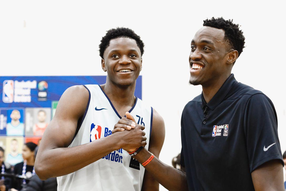 2020 NBA All-Star - BWB Camp
