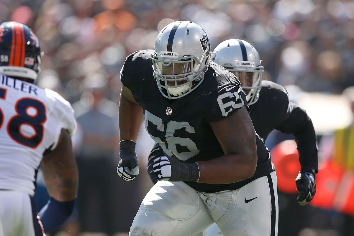 Raiders guard Gabe Jackson not suspended for contact with official