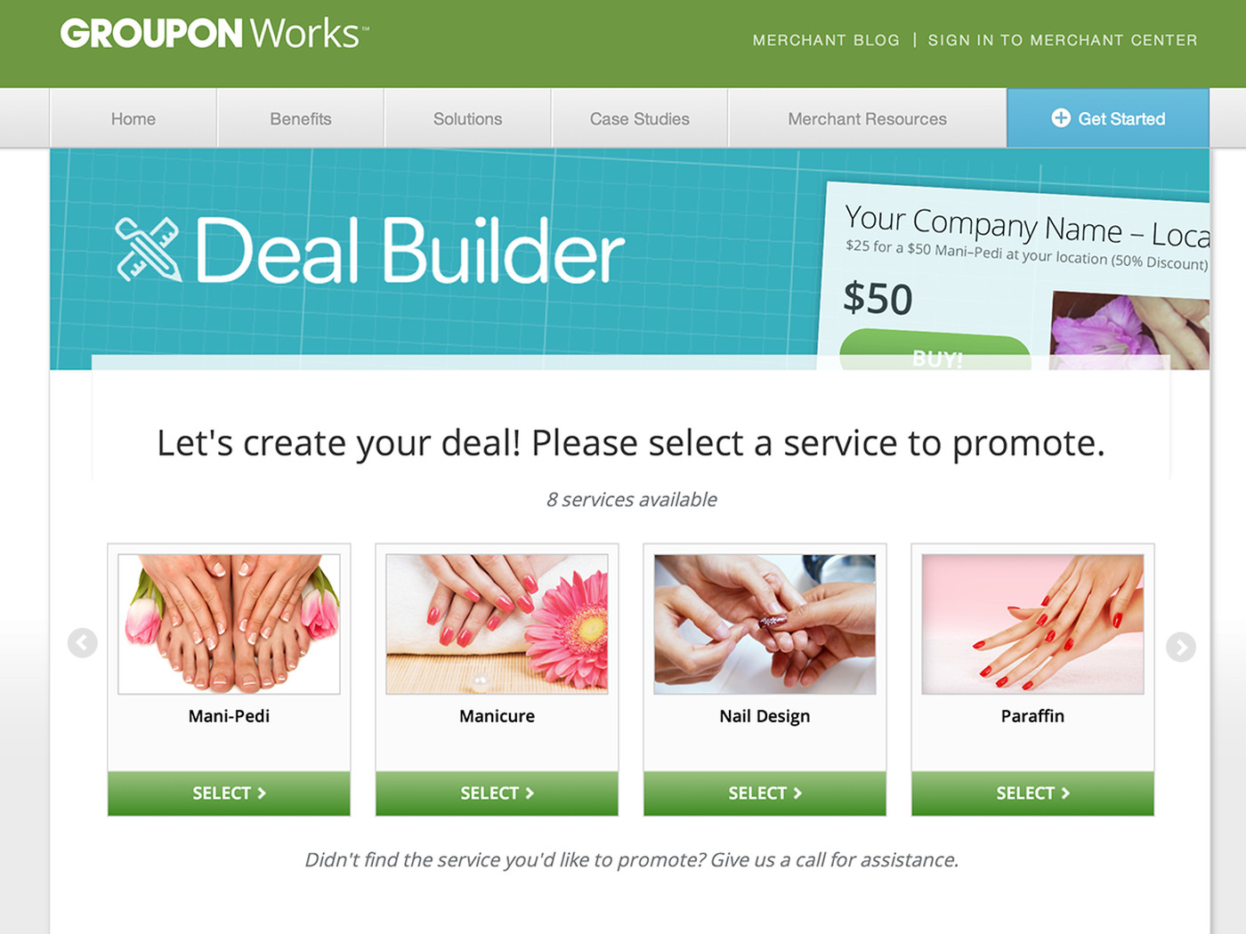 it works groupon