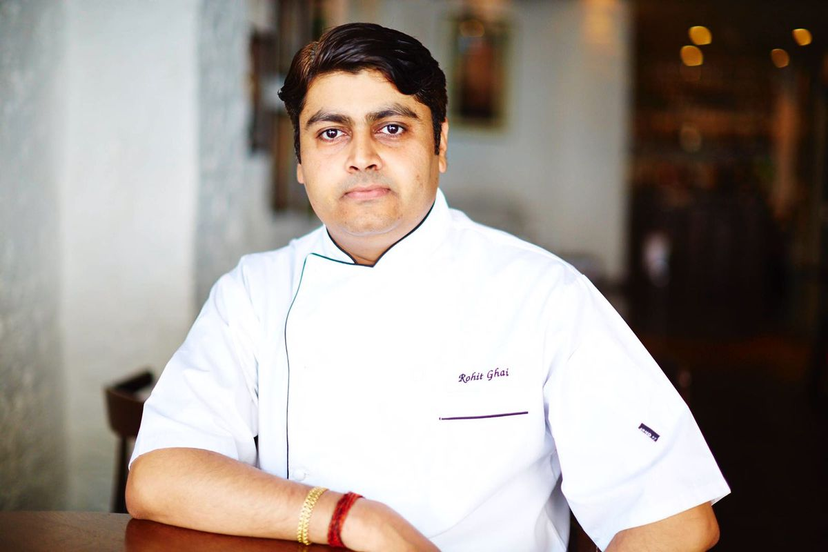 Renowned Chef Rohit Ghai Is Leaving Michelin-Starred Jamavar - Eater London