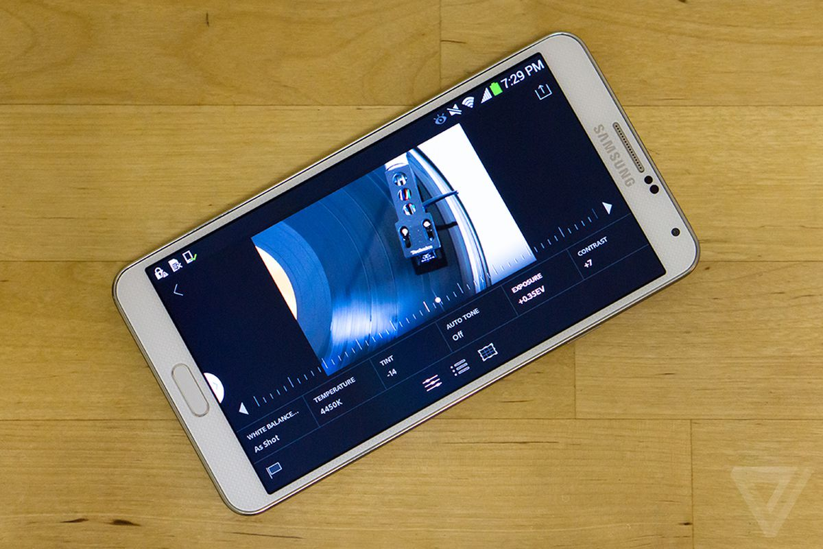 Lightroom is now entirely free on mobile - The Verge