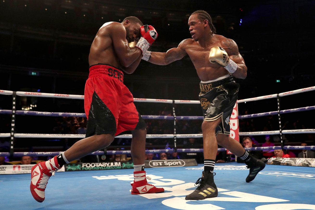 1134545737.jpg.0 - Yarde, Williams, Dubois, Jenkins win at Royal Albert Hall