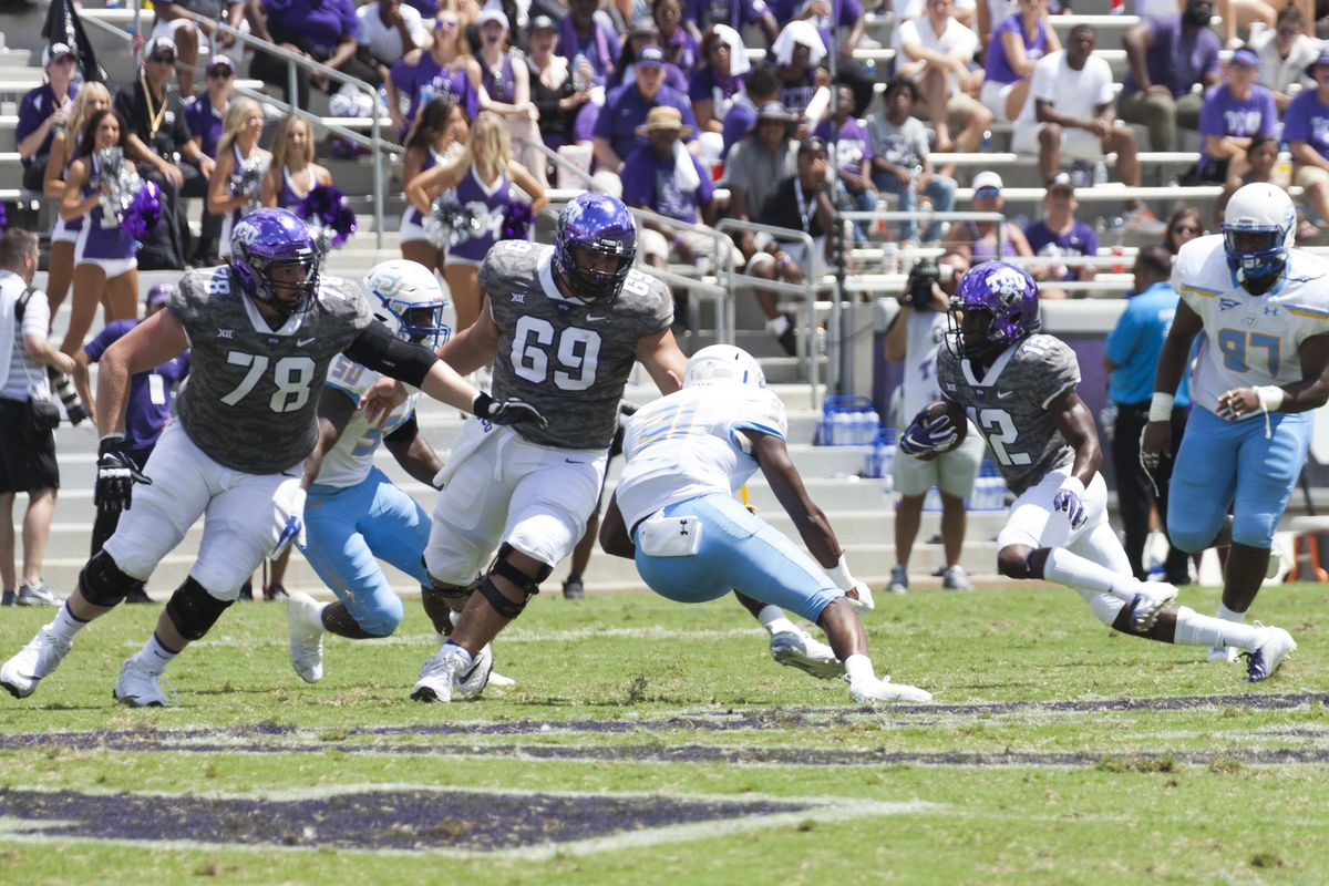 TCU Football's first depth chart of fall is out