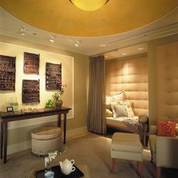 The Four Seasons is pretty much synonymous with luxury, and The Spa at Four Seasons Hotel Chicago (120 East Delaware Place, 312-280-8800) is the ultimate in refined relaxation. New treatments include a holistic gemstone facial with Sjal Skincare products;