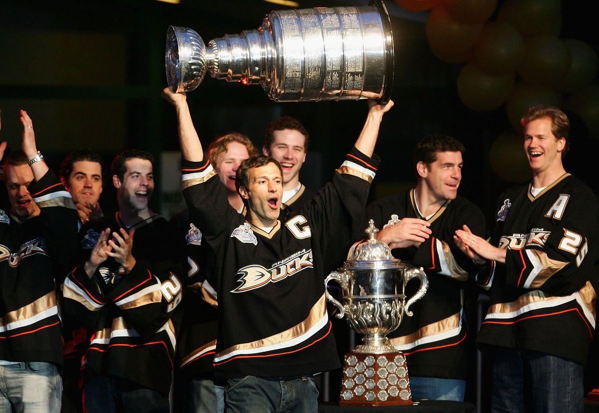 Anaheim Ducks Stanley Cup Victory Celebration