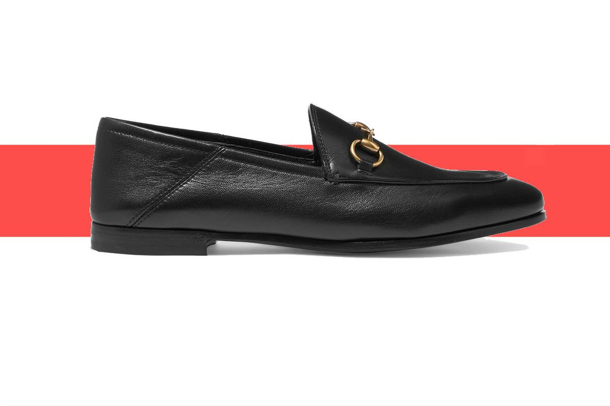 55b4742cda7 Gucci Horsebit-Detailed Loafers ( 630) ...