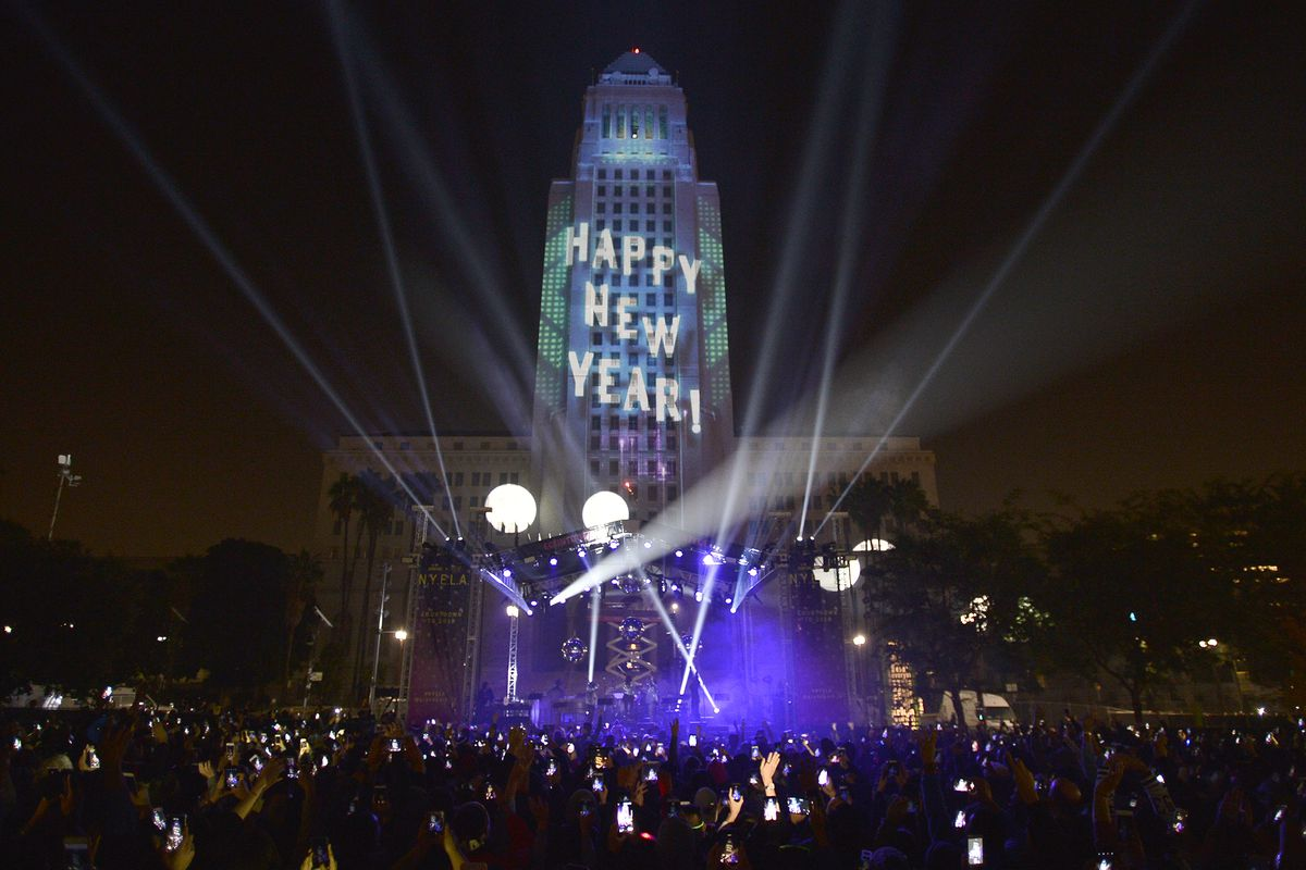 New Year's Eve: Here are the street closures for Grand ...