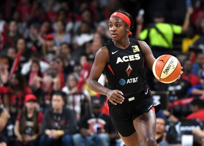 Washington Mystics v Las Vegas Aces - Game Four