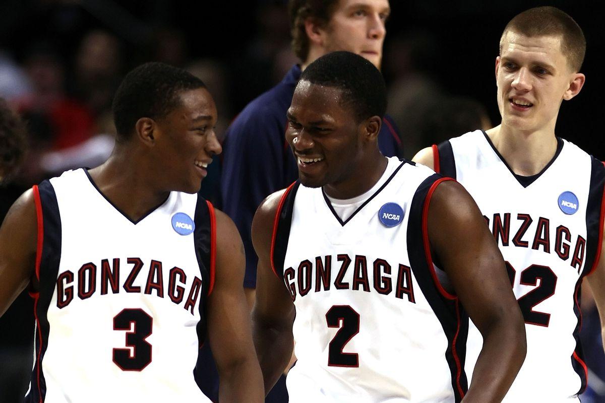 NCAA Second Round: Western Kentucky Hilltoppers v Gonzaga Bulldogs