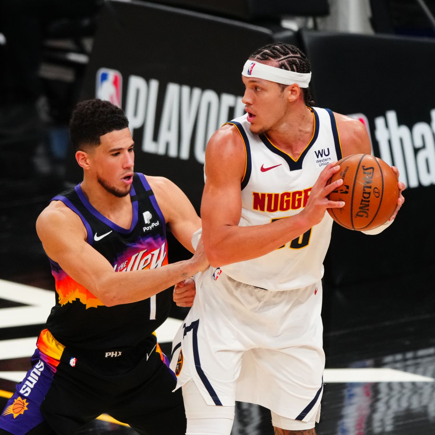 Five takeaways from the Suns Game 1 win over the Nuggets - Bright Side Of  The Sun