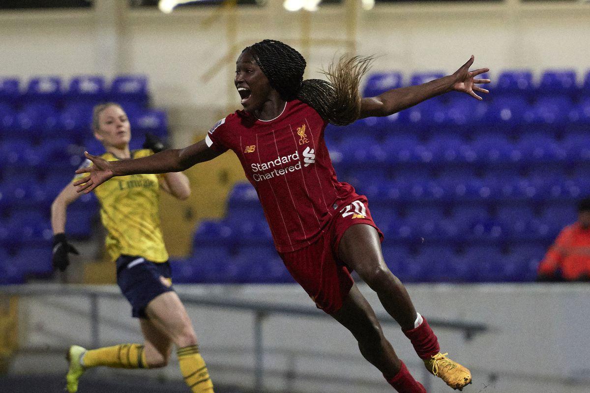 Liverpool v Arsenal - Barclays FA Women's Super League