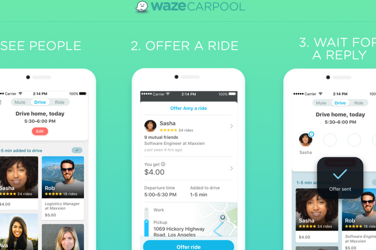 Waze Wades Into The Ride Sharing Market In Illinois Chicago Sun Times