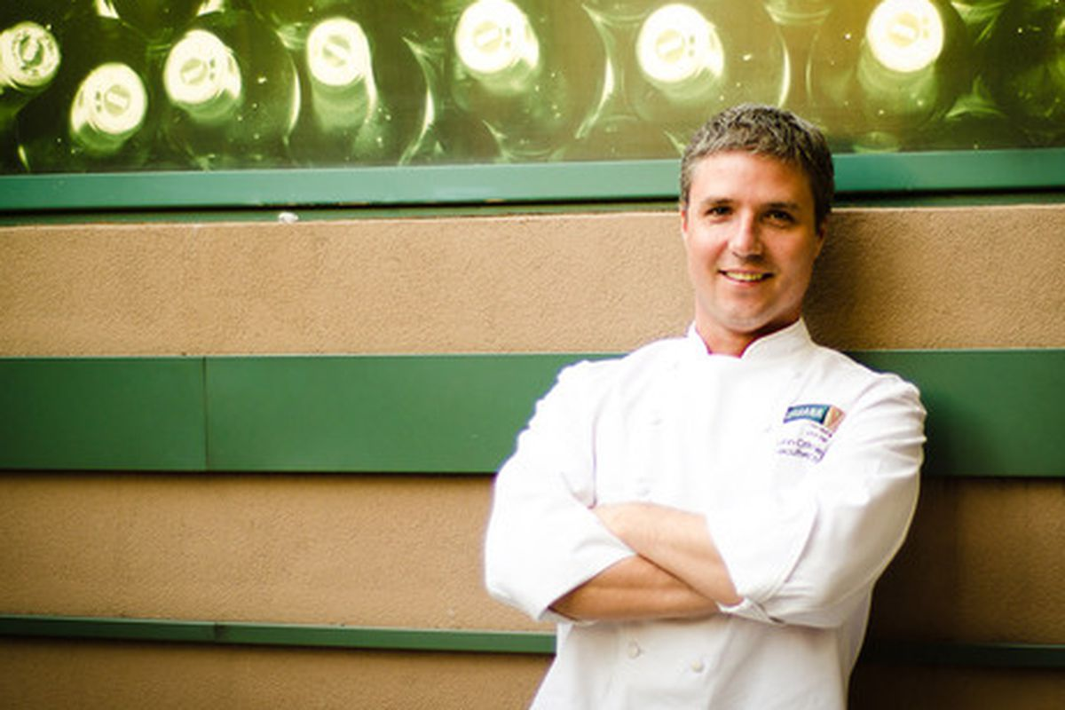 Hottest Chef 2012: John Critchley of Urbana
