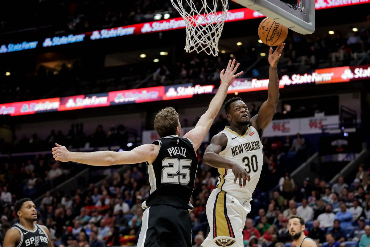 Game Preview  San Antonio Spurs at New Orleans Pelicans - Pounding ... af5b9001980
