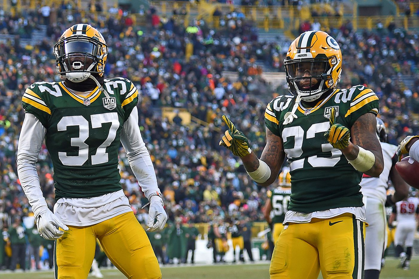d76a0317 Packers 2019 Training Camp Roster: Cornerbacks need health ...