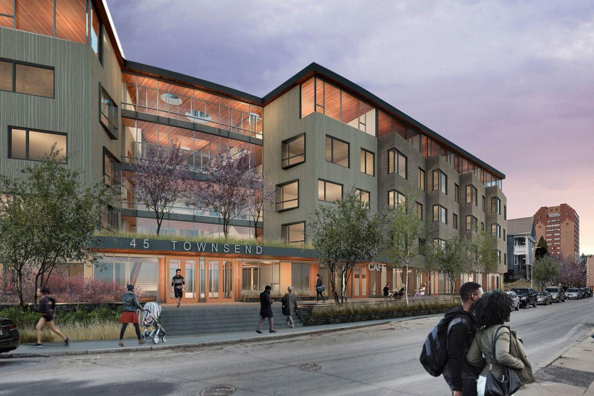 roxbury hospital site could become major apartment complex