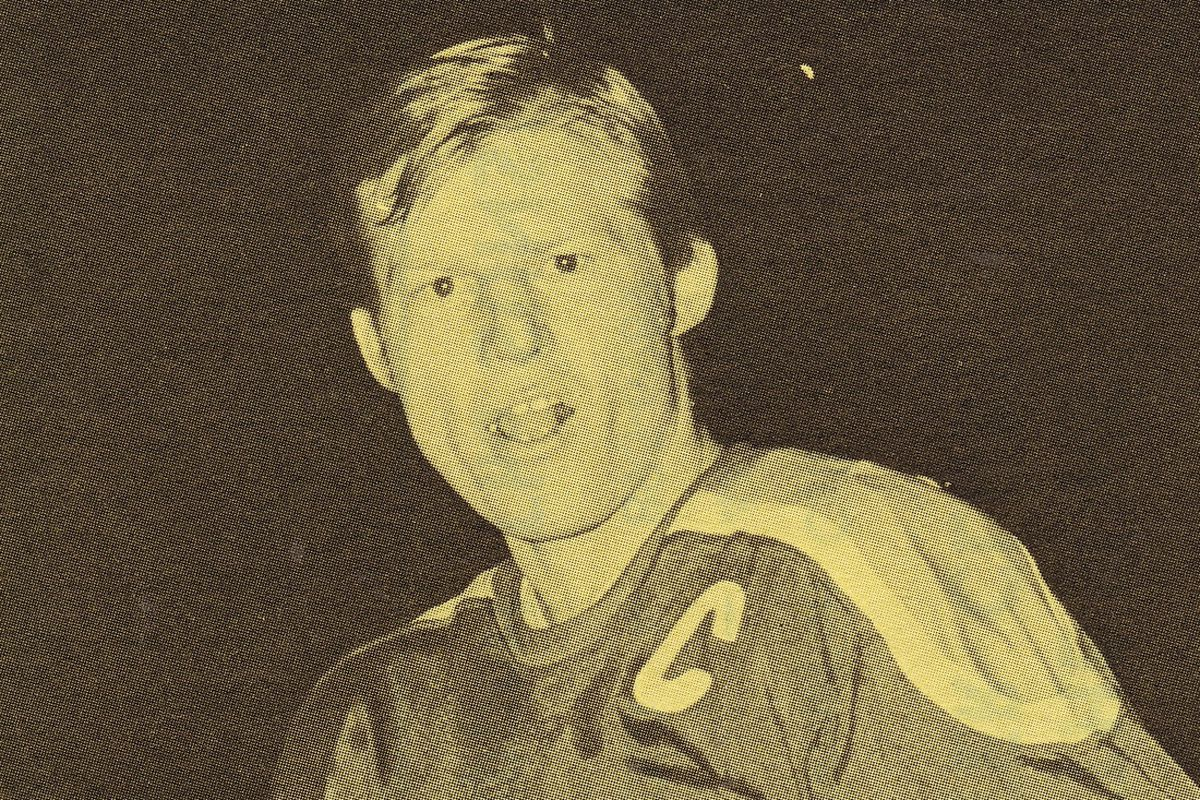 Gregg Pilling was the Suns captain during their first EHL season.