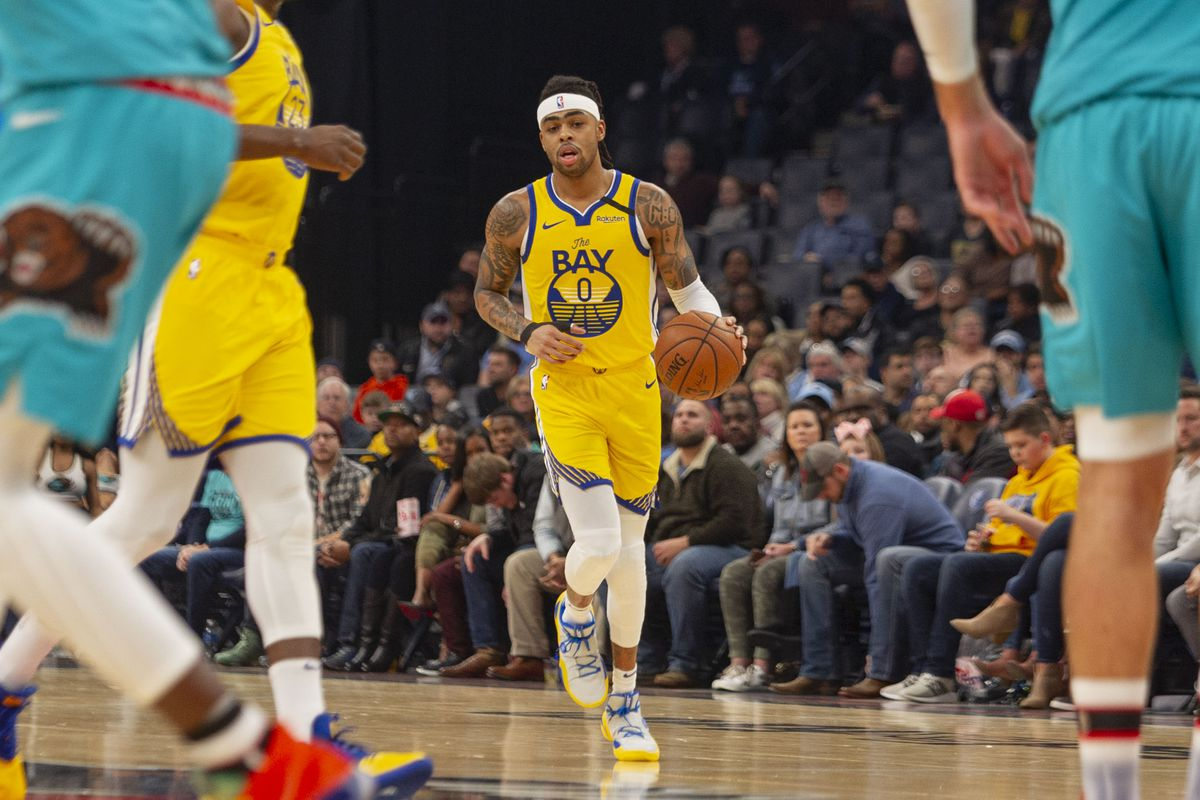 Golden State Warriors Trade Rumors D Angelo Russell Talks Spark Up Again Draftkings Nation