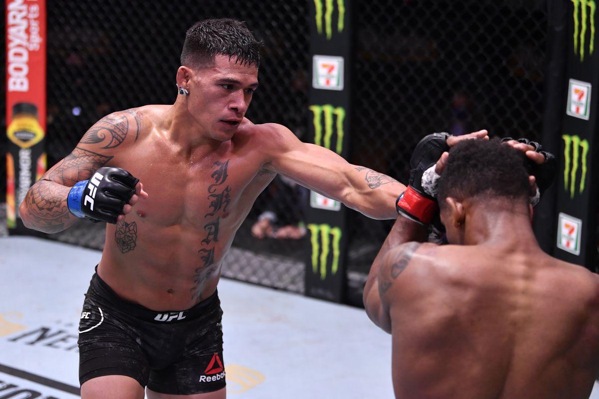 UFC 250: Byrd v Pitolo
