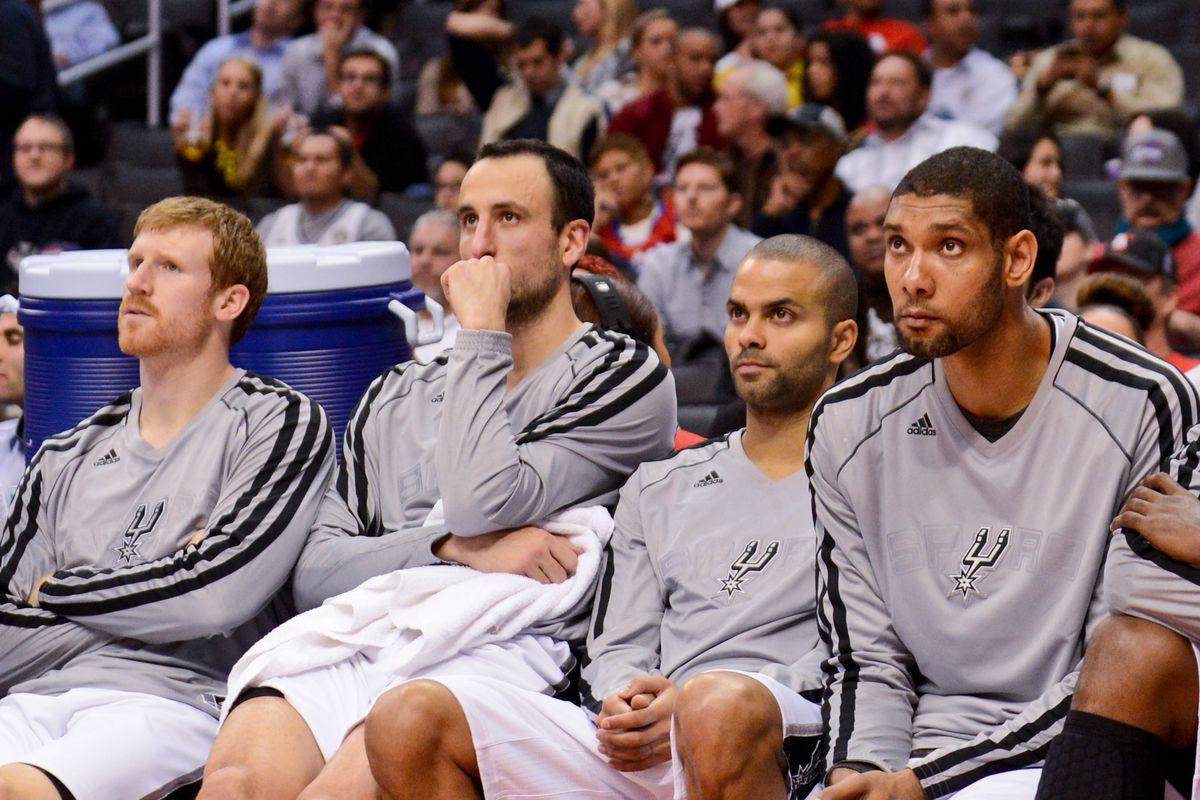 San Antonio Spurs v Los Angeles Clippers