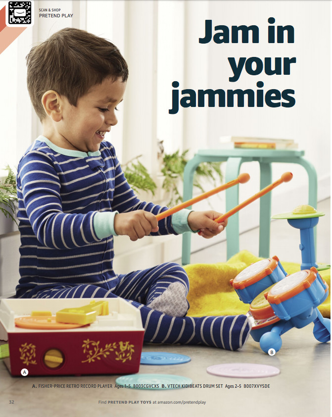 Amazon Is Mailing A Toy Catalog Ahead Of The Holiday Shopping Season Vox