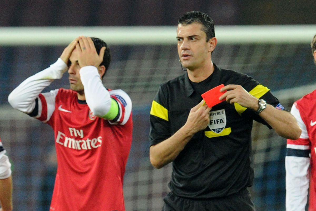 Remember these good times? Arteta's unavailable tomorrow because of this.