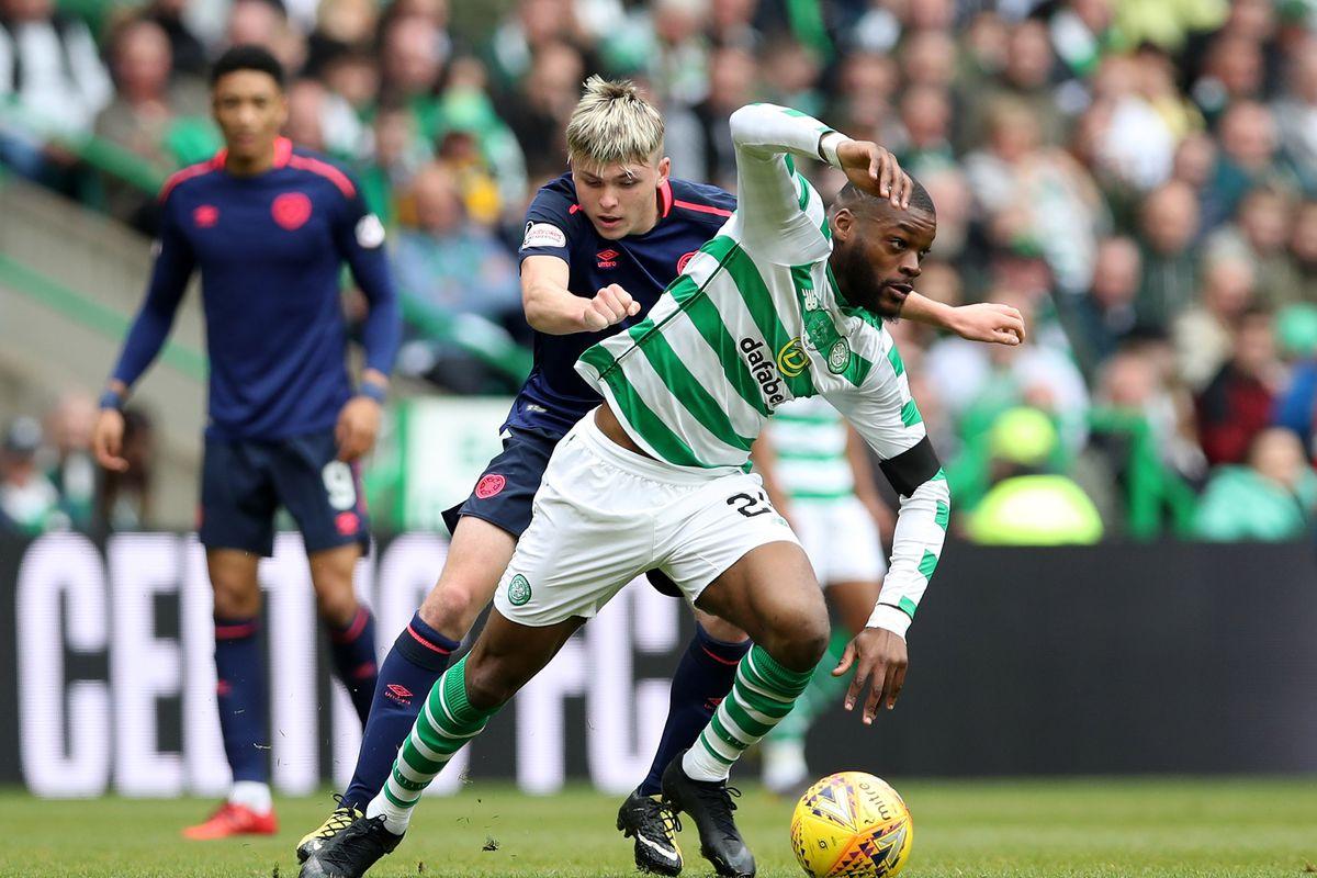 Celtic v Hearts - Ladbrokes Scottish Premiership