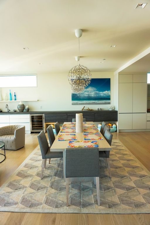 Oceanfront New Build On Dune Road With Walls Of Glass Asks