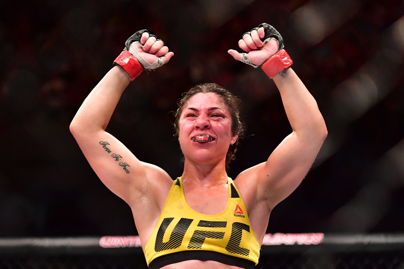 community news, Here's why 'incredible' fight with Ronda Rousey made Bethe Correia stronger, smarter and more mature