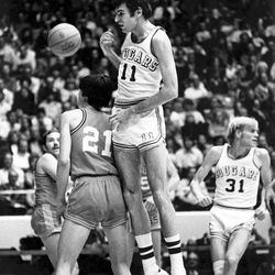 Kresimir Cosic in action for BYU.
