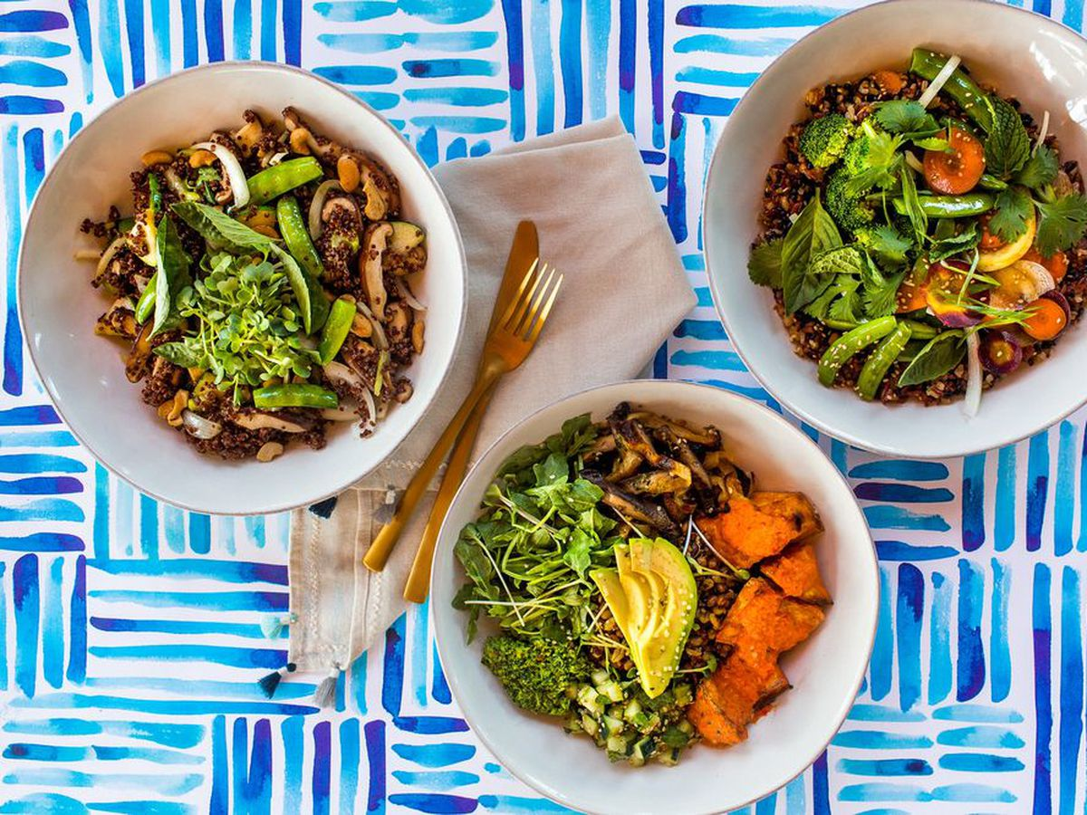 11 Places For Healthy But Satisfying Meals In D C Eater Dc